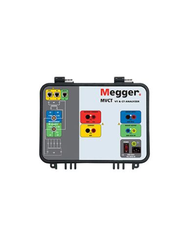 Current Transformer Testing - Megger MVCT | Power Meter and